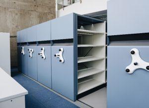 Productos - Mobiliario - Archivos compactos móviles