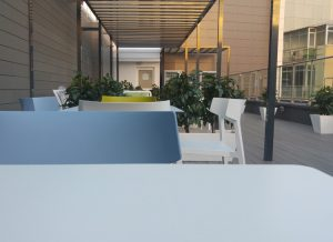 Proyectos DTM - Vithas Terraza